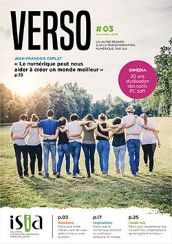 Magazine Verso
